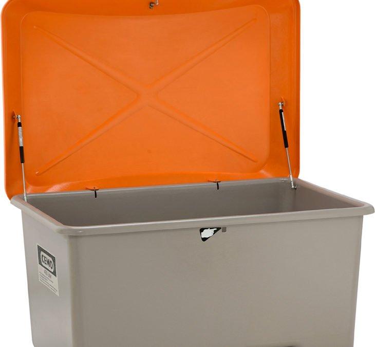 Rechteckbehälter – Boxen