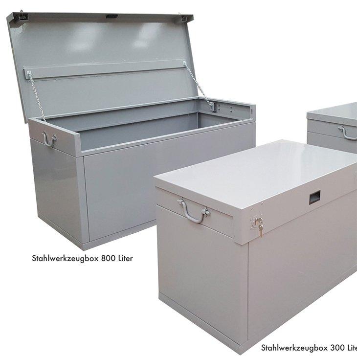 CEMO Stahl-Werkzeugbox