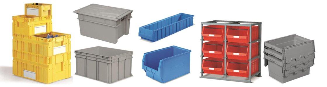 Behälter für Werkstatt und Lager