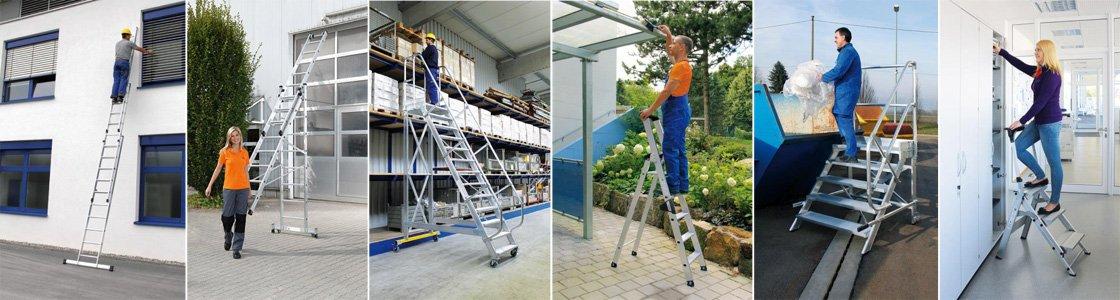 Werkbänke für Werkstatt und Lager