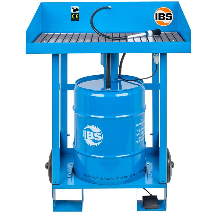 IBS-Teilereinigungsgerät Typ F2 Kopie