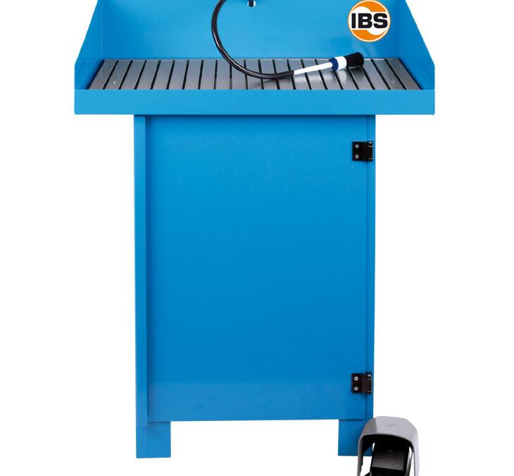 IBS Teilereinigungsgerät Typ G-50-l